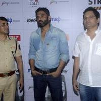 Sunil Shetty spreads awareness on using helmet photos | Picture 1078169