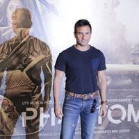 Saif Ali Khan - Trailer launch of film Phantom Photos | Picture 1078233