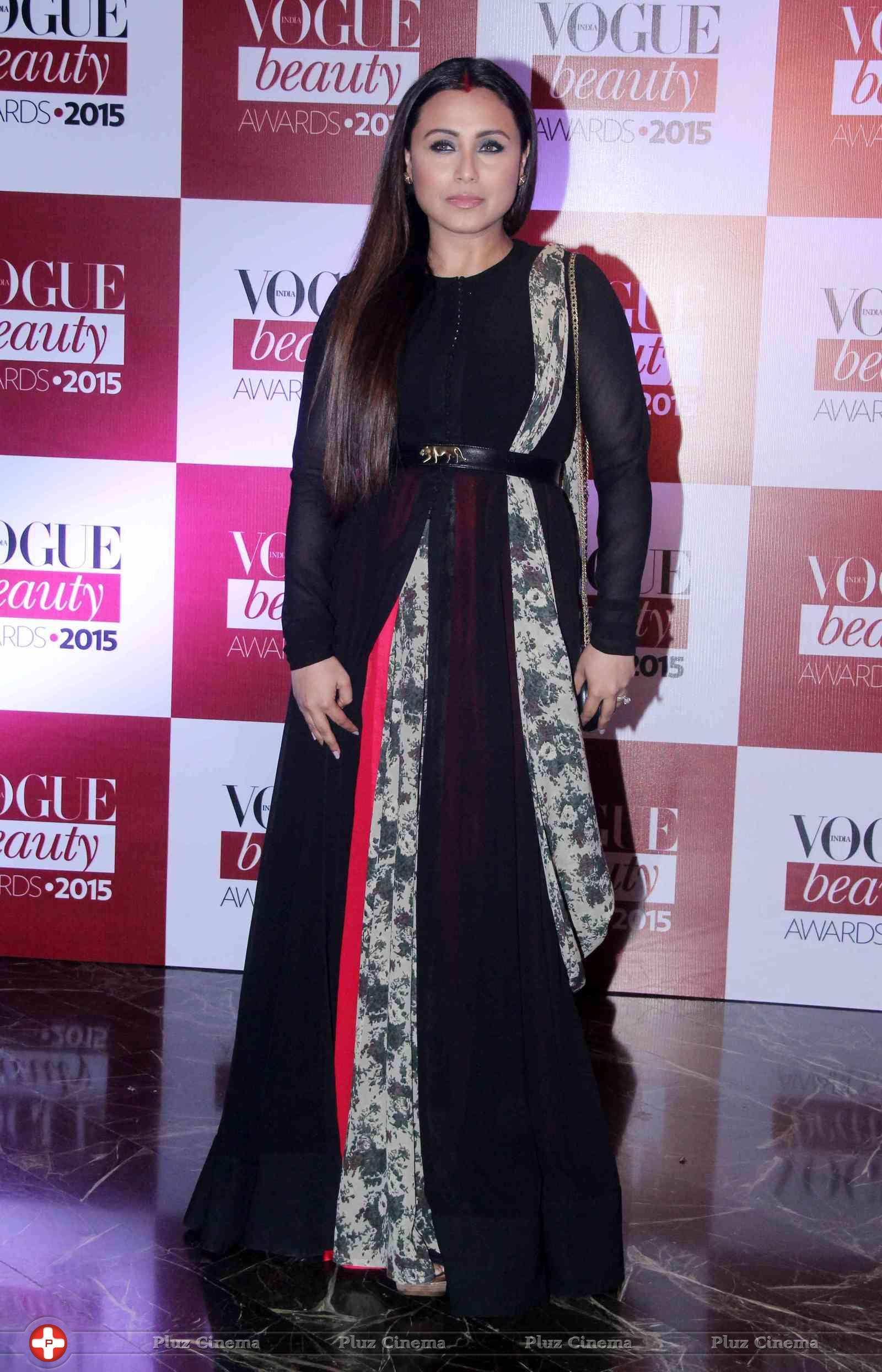 Rani Mukerji - Vogue India Beauty Awards 2015 Photos | Picture 1078090