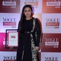 Rani Mukerji - Vogue India Beauty Awards 2015 Photos