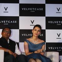 Kriti Sanon launches velvet case.com photos | Picture 1078470