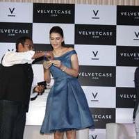 Kriti Sanon launches velvet case.com photos | Picture 1078485