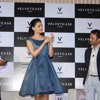 Kriti Sanon launches velvet case.com photos | Picture 1078486