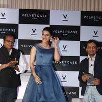 Kriti Sanon launches velvet case.com photos | Picture 1078487