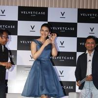 Kriti Sanon launches velvet case.com photos | Picture 1078488