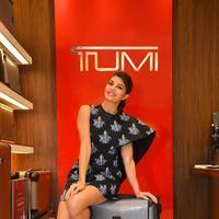 Jacqueline Fernandez At The Tumi Store Photos | Picture 1079729