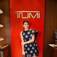 Jacqueline Fernandez At The Tumi Store Photos | Picture 1079735