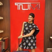 Jacqueline Fernandez At The Tumi Store Photos | Picture 1079736