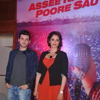 Poster launch of film Assee Nabbe Poore Sau Photos   Picture 1079608