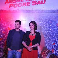 Poster launch of film Assee Nabbe Poore Sau Photos   Picture 1079617