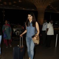 Actress Prachi Desai spotted at Mumbai International Airport Photos | Picture 1079755