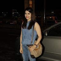 Actress Prachi Desai spotted at Mumbai International Airport Photos | Picture 1079758