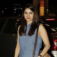 Actress Prachi Desai spotted at Mumbai International Airport Photos | Picture 1079760