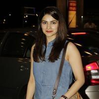 Actress Prachi Desai spotted at Mumbai International Airport Photos | Picture 1079761
