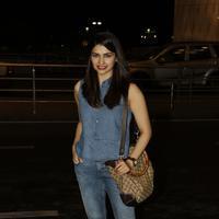Actress Prachi Desai spotted at Mumbai International Airport Photos | Picture 1079763