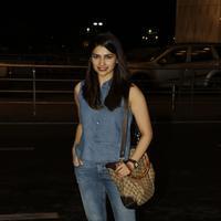 Actress Prachi Desai spotted at Mumbai International Airport Photos | Picture 1079764