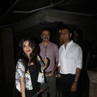 Singer Sonu Nigam celebrates his Birthday in Mumbai Photos