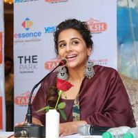 Vidya Balan - Kahaani 2 Movie Promotion at Taksh Restaurant Photos | Picture 1437713