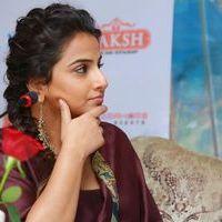 Vidya Balan - Kahaani 2 Movie Promotion at Taksh Restaurant Photos | Picture 1437718