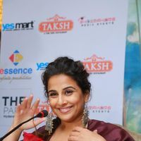 Vidya Balan - Kahaani 2 Movie Promotion at Taksh Restaurant Photos | Picture 1437706