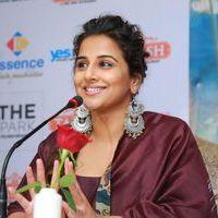 Vidya Balan - Kahaani 2 Movie Promotion at Taksh Restaurant Photos | Picture 1437716