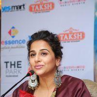 Vidya Balan - Kahaani 2 Movie Promotion at Taksh Restaurant Photos | Picture 1437710