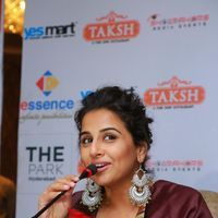 Vidya Balan - Kahaani 2 Movie Promotion at Taksh Restaurant Photos | Picture 1437707