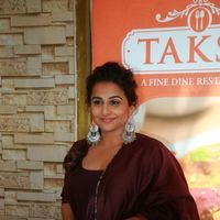 Vidya Balan - Kahaani 2 Movie Promotion at Taksh Restaurant Photos | Picture 1437702