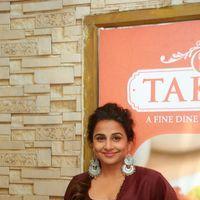 Vidya Balan - Kahaani 2 Movie Promotion at Taksh Restaurant Photos | Picture 1437701