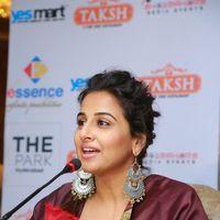 Vidya Balan - Kahaani 2 Movie Promotion at Taksh Restaurant Photos | Picture 1437708