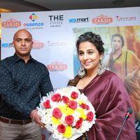 Kahaani 2 Movie Promotion at Taksh Restaurant Photos | Picture 1437703