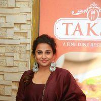Vidya Balan - Kahaani 2 Movie Promotion at Taksh Restaurant Photos | Picture 1437700