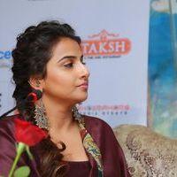 Vidya Balan - Kahaani 2 Movie Promotion at Taksh Restaurant Photos | Picture 1437717