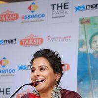 Vidya Balan - Kahaani 2 Movie Promotion at Taksh Restaurant Photos | Picture 1437720
