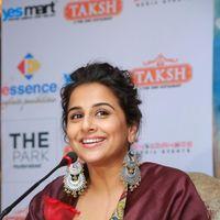 Vidya Balan - Kahaani 2 Movie Promotion at Taksh Restaurant Photos | Picture 1437711