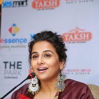 Vidya Balan - Kahaani 2 Movie Promotion at Taksh Restaurant Photos | Picture 1437709