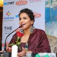 Vidya Balan - Kahaani 2 Movie Promotion at Taksh Restaurant Photos | Picture 1437715