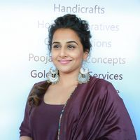 Vidya Balan - Kahaani 2 Movie Promotion at Taksh Restaurant Photos | Picture 1437697