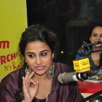 Vidya Balan - Kahaani 2 Movie Promotion at Radio Mirchi Photos   Picture 1438053