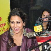 Vidya Balan - Kahaani 2 Movie Promotion at Radio Mirchi Photos   Picture 1438054