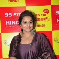 Vidya Balan - Kahaani 2 Movie Promotion at Radio Mirchi Photos   Picture 1438048