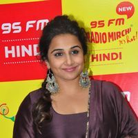 Vidya Balan - Kahaani 2 Movie Promotion at Radio Mirchi Photos   Picture 1438051