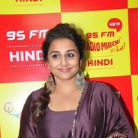 Vidya Balan - Kahaani 2 Movie Promotion at Radio Mirchi Photos   Picture 1438049