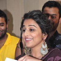 Vidya Balan - Kahaani 2 Movie Promotion at Radio Mirchi Photos   Picture 1438044