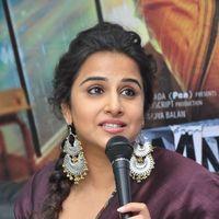 Vidya Balan - Kahaani 2 Movie Promotion at Yesmart Photos | Picture 1438075