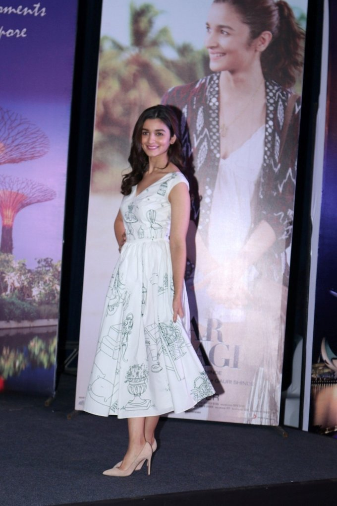 Press conference of Singapore Tourism Board and promotion of film Dear Zindagi Photos | Picture 1439114