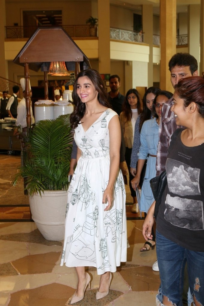 Press conference of Singapore Tourism Board and promotion of film Dear Zindagi Photos   Picture 1439107