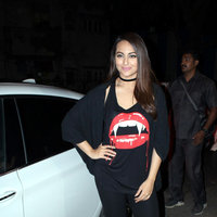 Sonakshi Sinha - Success party of film Force 2 Photos