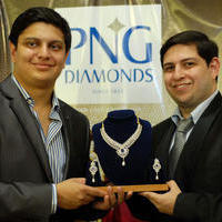 PNG Jewellers new diamond jewellery collection photos