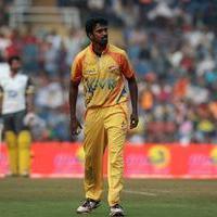 Vikranth Santhosh - CCL 4 Mumbai Heroes Vs Chennai Rhinos Match Photos